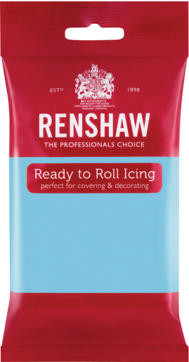 Ready to Roll Icing - Baby Blue