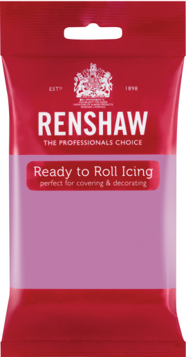 Ready to Roll Icing - Dusky Lavender
