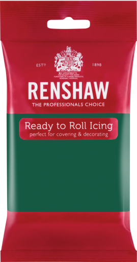 Ready to Roll Icing - Emerald Green