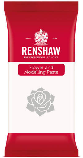 Flower & Modelling Paste - White 1KG