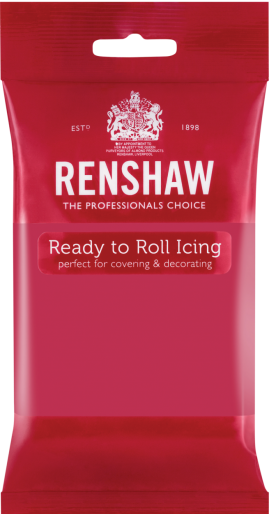 Ready to Roll Icing - Fuchsia Pink