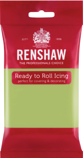 Ready to Roll Icing - Pastel Green