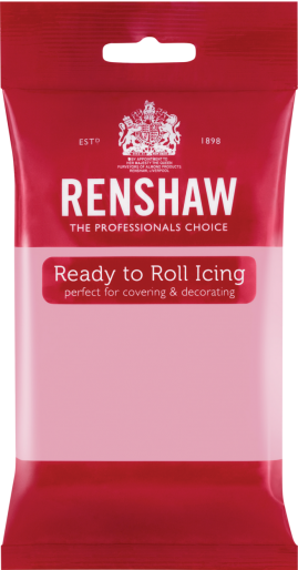 Ready to Roll Icing - Pink