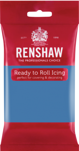 Ready to Roll Icing - Powder Blue