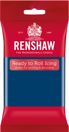 Ready to Roll Icing - Sapphire Blue
