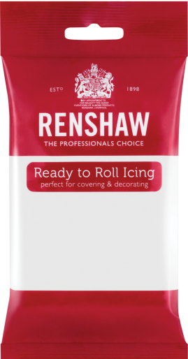 Ready to Roll Icing - White