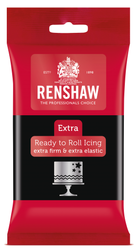 Extra Ready to Roll Icing - Black