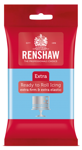 Extra Ready to Roll Icing - Baby Blue