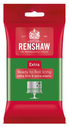 Extra Ready to Roll Icing - Green