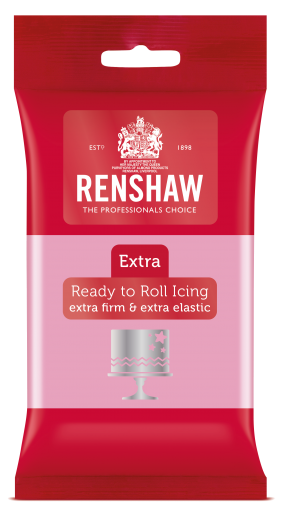 Extra Ready to Roll Icing - Pink