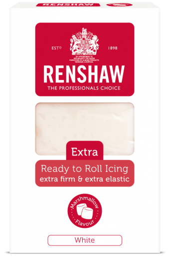 Extra Ready to Roll Icing - Marshmallow Flavour