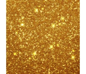 Edible Shapes Sequins - Gold