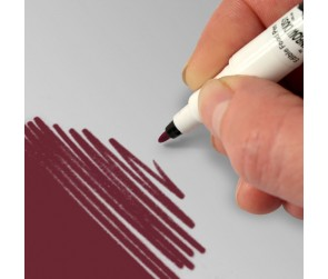 Food Art Pen - Burgundy