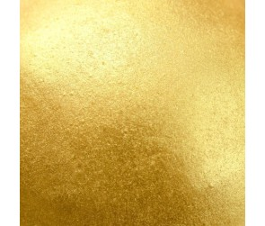Edible Silk - Metallic Golden Sands