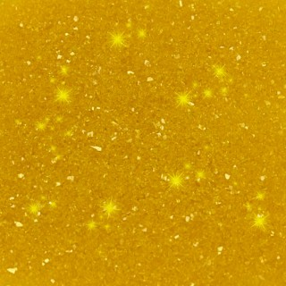 Edible Glitter - Golden Yellow