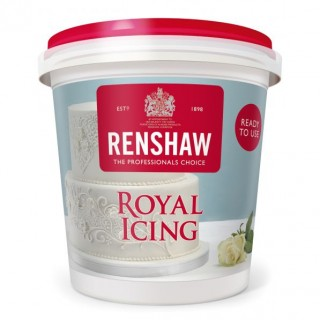 Royal Icing - White