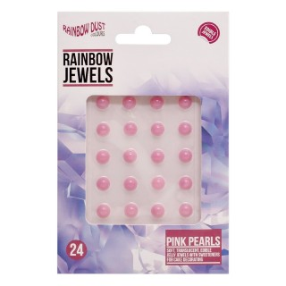 Rainbow Jewels - Pearls Pink