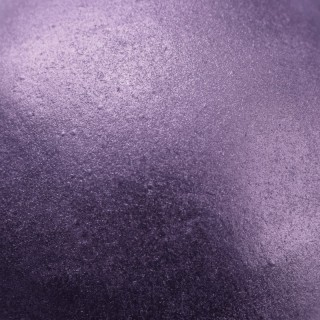 Edible Silk - Starlight Purple Planet