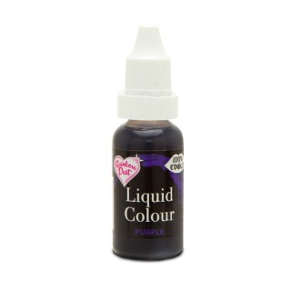 Liquid Colour - Purple