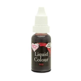 Liquid Colour - Red