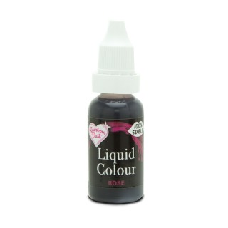 Liquid Colour - Rose