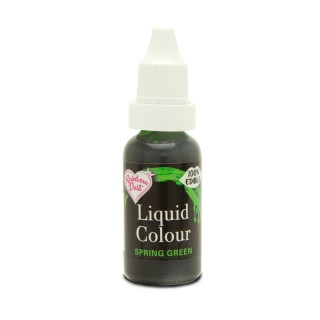 Liquid Colour - Spring Green