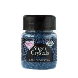 Sugar Crystals - Royal Blue