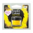 Powder Colour - Sunset Yellow