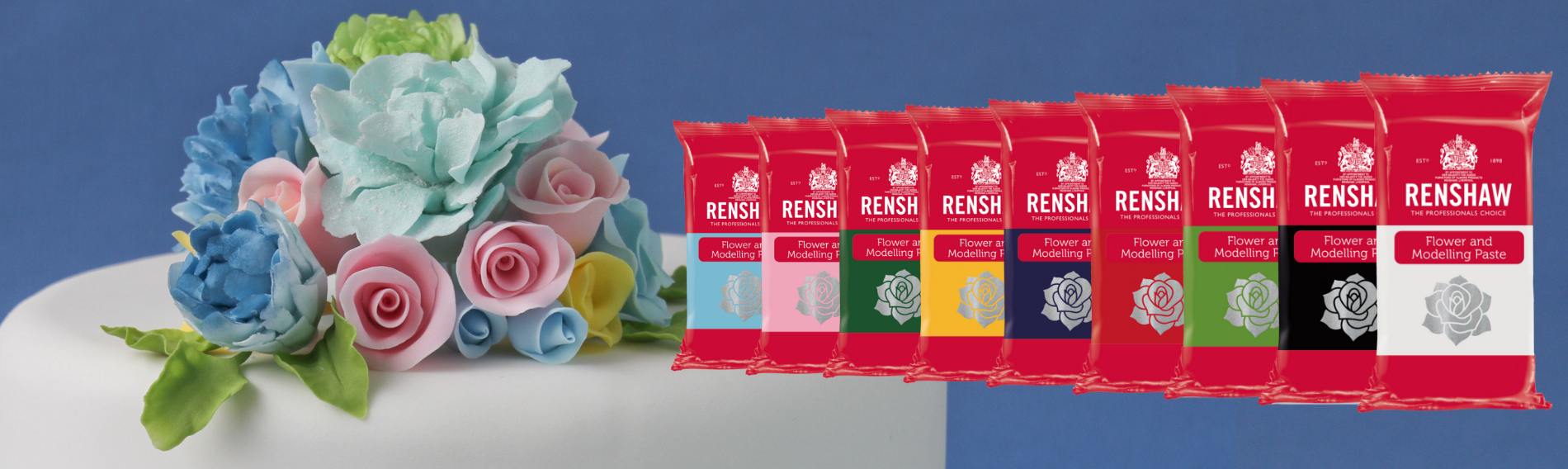 (OUT) Renshaw June Flower Paste