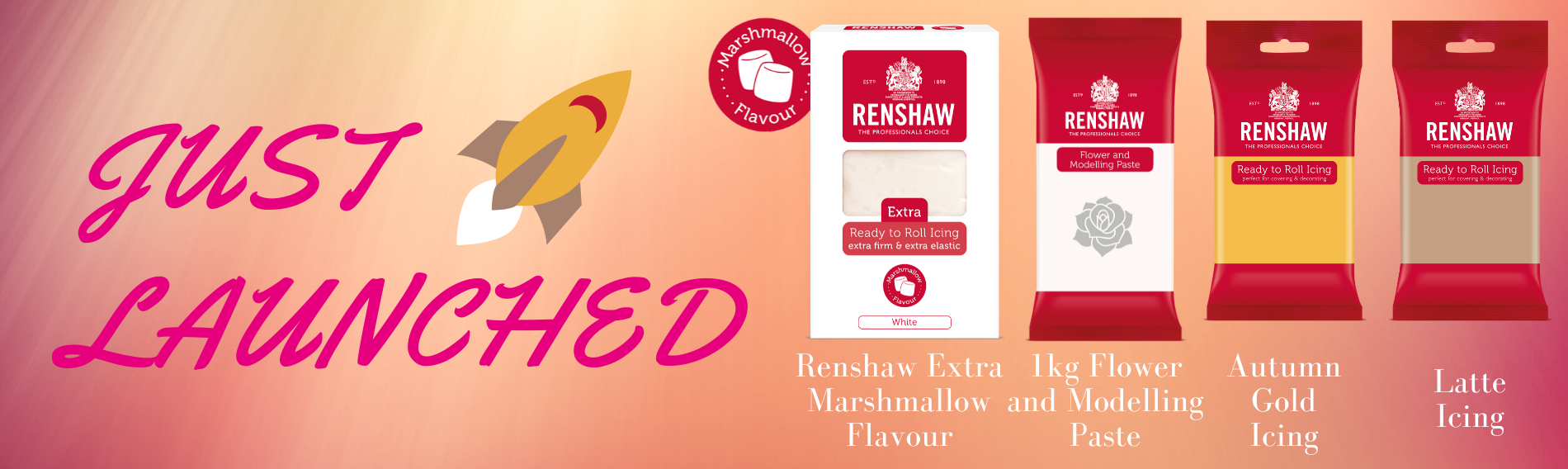(OUT) New Renshaw products