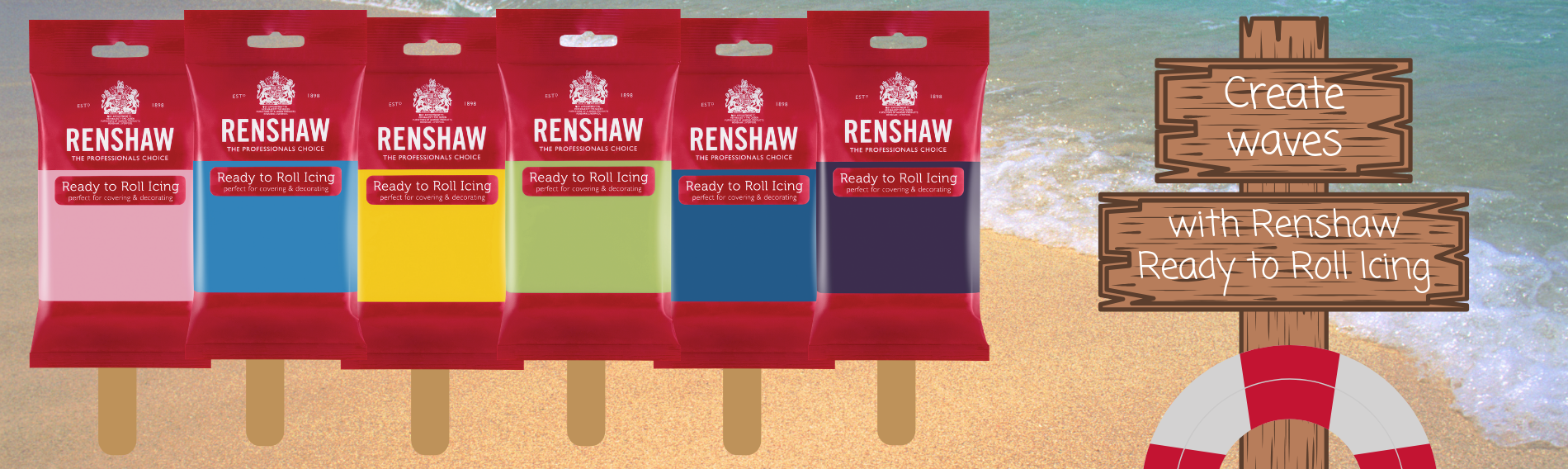 (OUT) Renshaw RTR Icing