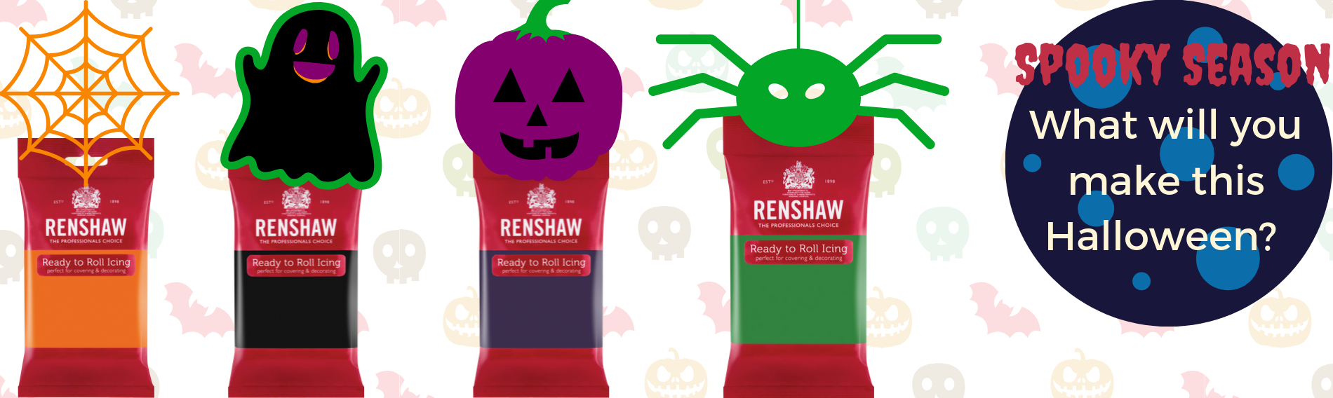 (OUT) Renshaw Halloween Icing