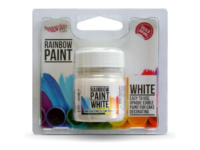 New! White Paint